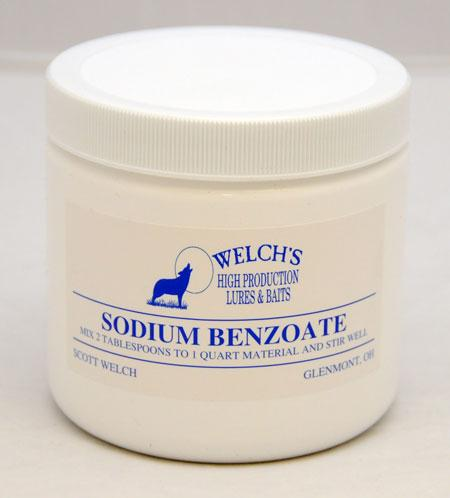 Sodium Benzoate | shakti_healthcare