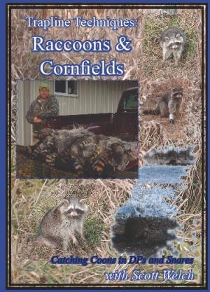 Raccoon trapping DVD